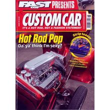 Fast Car Presents, single issue, english