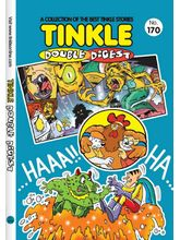 Tinkle Double Digest,English 1 year