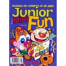 Junior Mini Fun, single issue, english