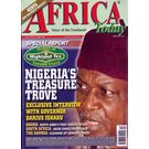 Africa Today Magazine, 1 year, english