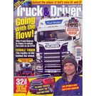 Truck And Driver, single issue, english