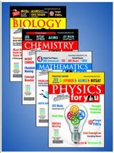 Physics+ Chemistry+ Mathematics+ Biology Today Combo (English 1 Year)