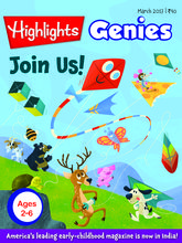 Highlights Genies (English 2 Year)
