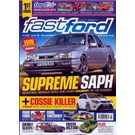 Fast Ford, single issue, english
