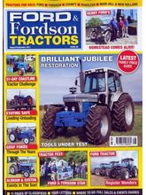 Ford and Fordson Tractors, english, 1 year