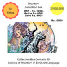 Phantom New Collection Box, 1 year, english