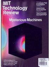 Technology Review, single issue, english