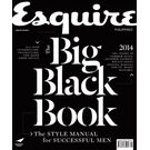 Esquire Black Book, single issue, english