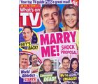Whats On Tv England, english, single issue