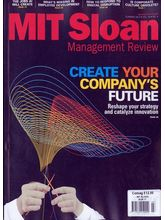 Mit Sloan, english, single issue