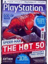 Playstation Official, english, single issue