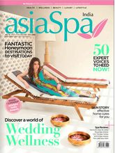 Asia Spa India (English, 1 Year)
