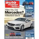 Auto Motor Sport, single issue, english