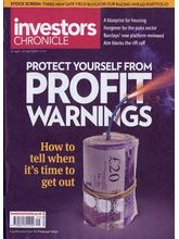 Investors Chronicle Magazine, english, single issue
