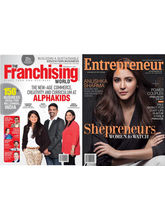The Franchising World+ Entrepreneur Combo Offer(English 1 Year)