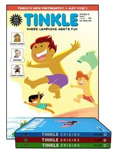 Tinkle Magazine 2 Yr Subscription + 6 months FREE (60 Issues)