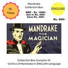 Mandrake New Collection Box, 1 year, english