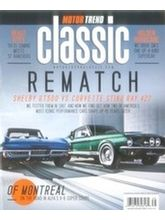 Motor Trend Classics, english, 1 year