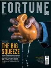 Fortune India (English) 3 year (Subscribe to Fortune India & get* Executive Bag worth Rs 3999)