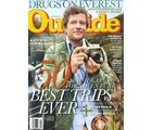 Outside Magazine, english, 1 year