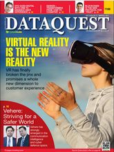 Data Quest (English, 1 Year) + Get 1 issue free + Kasperkey internet security for Android worth Rs. 599/-