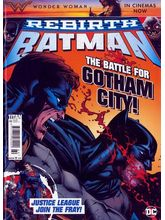 Batman Magazine, english, single issue