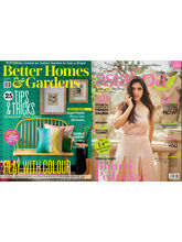 (Better Homes & Gardens) + (Asiaspa), 1 year, English