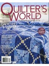 Quilters World, english, 1 year