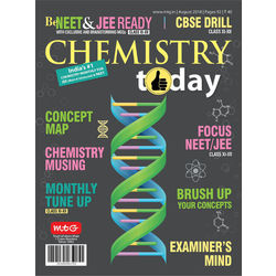 Chemistry Today, 1 year, english