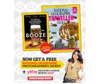 National Geographic + National Geographic Traveller India (Subscribe & get FREE YATRA COUPON + PHOTOGRAPHER'S JACKET)