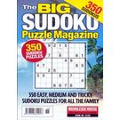 Big Sudoku Puzzle Magazine, english, single issue