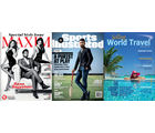 (Maxim) + (Sports Illustrated) + (Selling World Travel), 1 year, English
