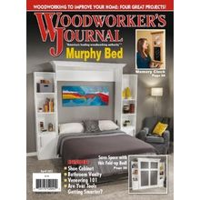 Woodworkers Journal, english, single issue