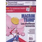 Courrier International, 1 year, french
