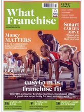 What Franchise Magazine, english, single issue