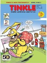 Tinkle (English, 1 Year) (Subscribe & Get 24 Issues+ 3 months of Tinkle Double Digest FREE )