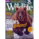 BBC Wildlife Magazine, 1 year, english