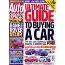 Auto Express Monthly, single issue, english