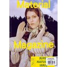 Material Magazine, english, single issue