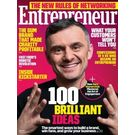 Entrepreneur, single issue, english