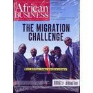 African Business, single issue, english