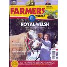 Farmers Weekly Magazine, single issue, english