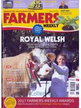 Farmers Weekly Magazine, english, single issue