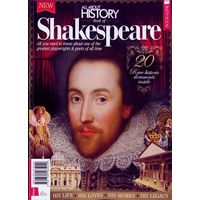 Bz All About Hist Shakespeare, 1 year, english