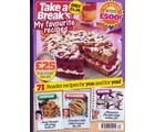Tab My Favourite Recipes, english, single issue