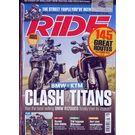 Ride, single issue, english