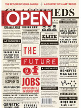 Open Magazine (English, 2 Year) (Print + Digital)