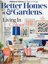 Better Homes & Gardens + Freebie (English, 1 Year)