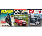 Bike India+ Car India+ Commercial Vehicle, 1 year, english