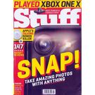 Stuff Magazine, english, single issue